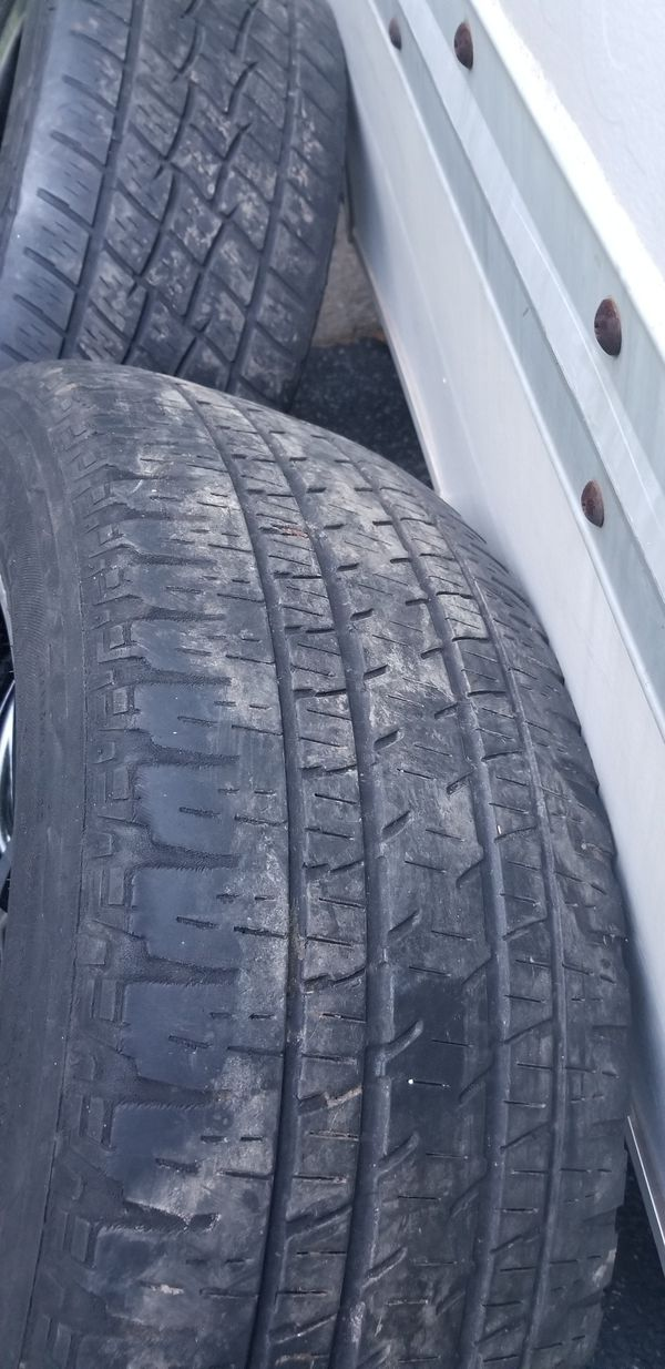 4 20in 6x4.5 or 6x114.3 275 55 20 tires wheels rims truck
