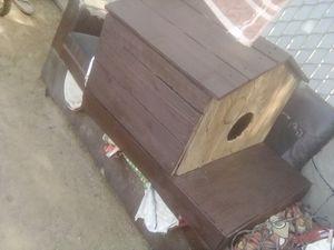 Dark Cherry Dog House for Sale in Fresno, CA