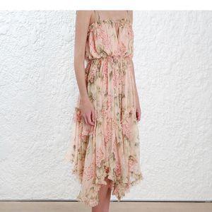 Zimmermann prima hydrangea floating casual dress for Sale in Miami, FL