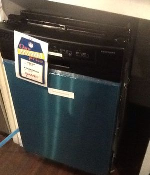 New open box frigidaire dishwasher FFBD1821MS1B for Sale in Hawthorne, CA