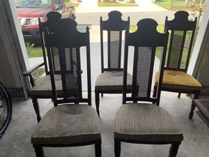 Antique chairs for Sale in Rincon, GA