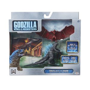 Godzilla King of Monsters: Monster Match Up Action Figure set for Sale in Seattle, WA