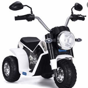 70 6V Kids Ride Motorcycle Toy Battery Powered Electric 3 Wheel Aged 2-8 Children Bicycle Outdoor Ride for Sale in Huntington Beach, CA