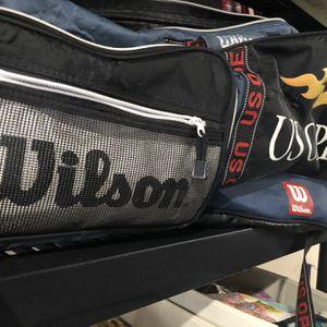 Vintage Wilson U.S. Open Tennis Bag for Sale in Aloha, OR