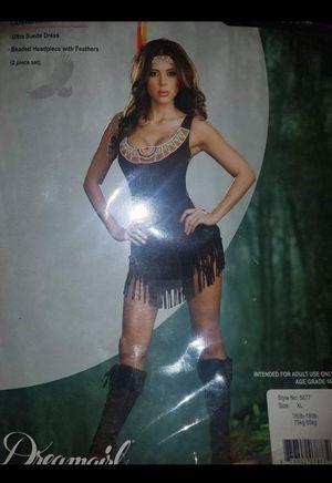 Pocahottie Womens Halloween Costume for Sale in Lakewood, CA