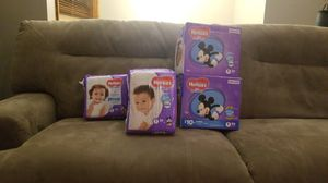 Huggies Diapers for Sale in Bridgeville, PA