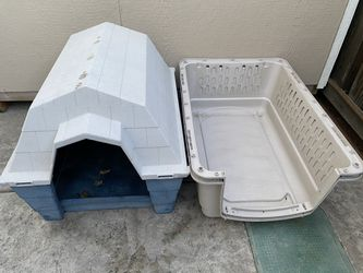 Dog House And Crate for Sale in Tracy,  CA