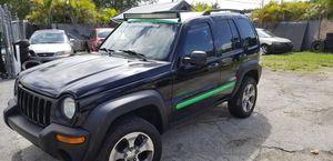 2003 jeep liberty for Sale in Miami, FL