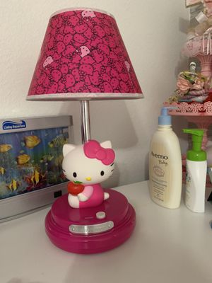 Hello kitty night stand Light for Sale in Gilbert, AZ