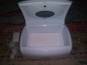 Wipes warmer for Sale in Racine, WI