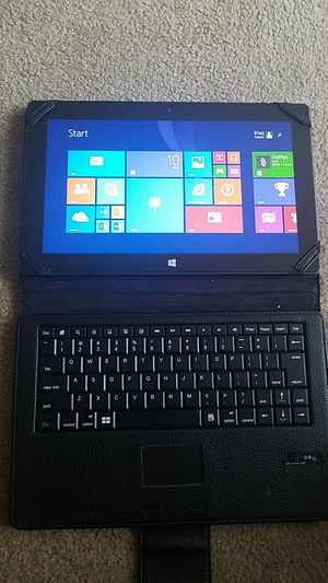 Microsoft surface RT 32GB 10.6inch Tablet for Sale in Chicago Heights, IL