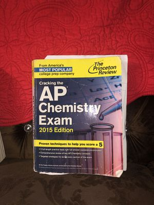 AP chemistry for Sale in The Bronx, NY