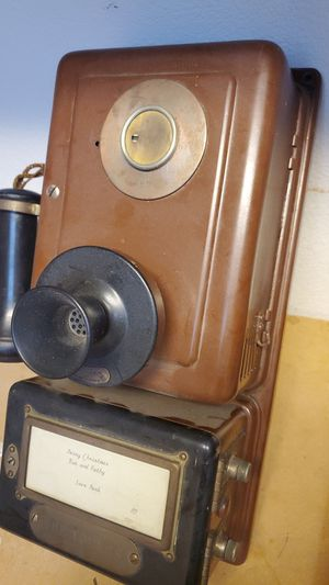 Antique wall telephone $50 for Sale in Portland, OR