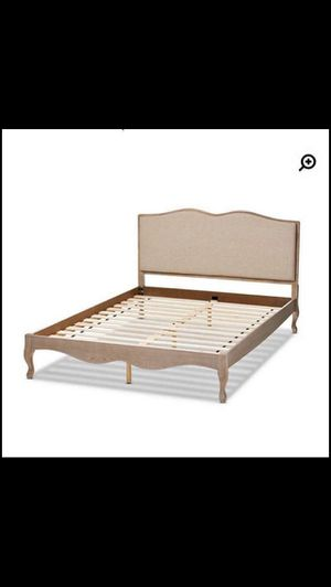 King bed frame for Sale in Beaverton, OR