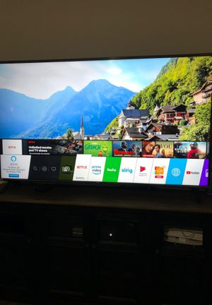 """LG - 75"""" Class - LED - UM6970PUB Series - 2160p - Smart - 4K UHD TV with HDR for Sale in Georgetown, KY"""