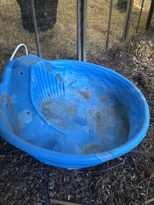 Kids pool with slide for Sale in Woodbridge, CA