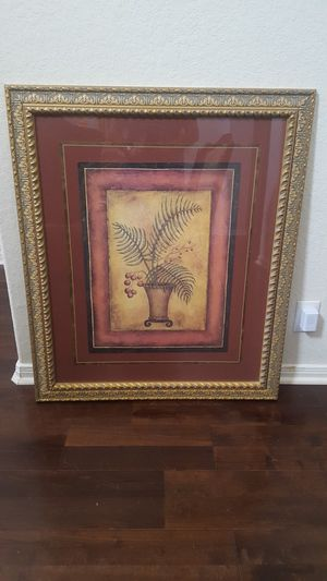Palm Tree Frame for Sale in San Antonio, TX