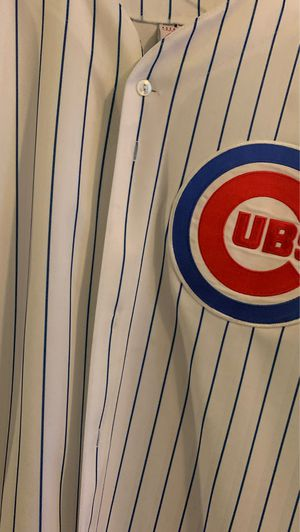 Large cubs Soto jersey for Sale in Chicago, IL