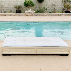 Twin Size Bed With Mattress for Sale in Los Angeles, CA