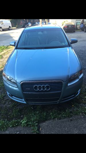 Audi A4 2006 Quattro AWD for Sale in Pittsburgh, PA