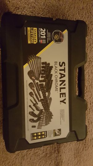 201 piece socket set for Sale in Fairfax, VA