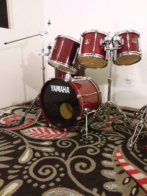 Yamaha stage custom drums for Sale in Escondido, CA