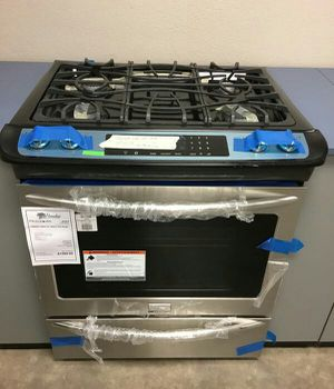 New Frigidaire Gallery Slide In Gas Stove Oven With Convection for Sale in Gilbert, AZ