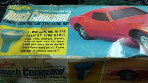 Collectible toy corvette very rare! for Sale in Pittsburgh, PA