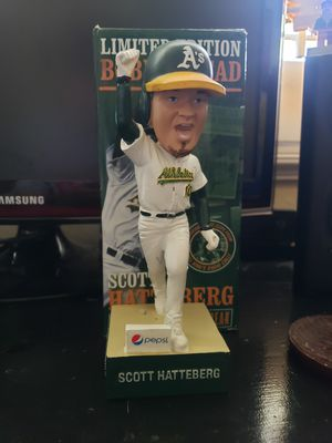 SCOTT HATTEBERG BOBBLEHEAD for Sale in San Jose, CA
