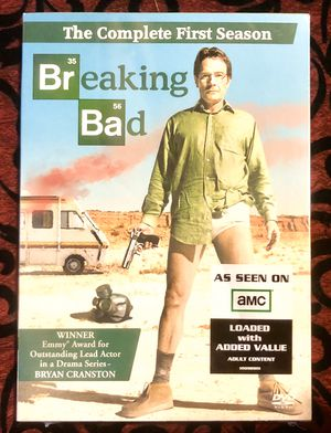 Breaking Bad : The Complete First Season DVD Set (NEW/SEALED) for Sale in Orlando, FL