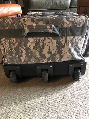 Large rolling duffle for Sale in Hillsborough, CA
