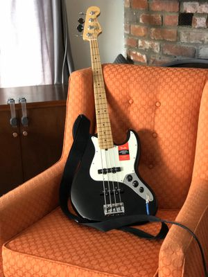 2017 Fender American Professional Jazz Bass for Sale in San Dimas, CA