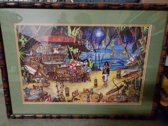 Tiki wall art for Sale in Nampa,  ID