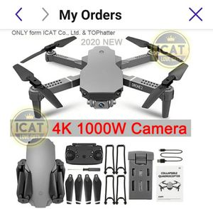 4k 1000 watt camara drone for Sale in Grand Prairie, TX