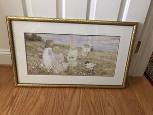 Framed picture for Sale in Herndon, VA
