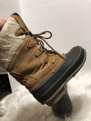KHOMBU rain snow boots size 6 for Sale in Dearborn, MI