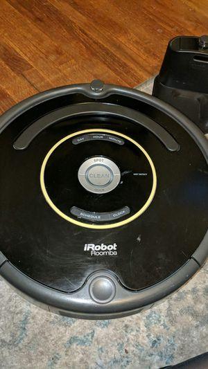 iRobot Roomba 650 vacuum cleaning robot for Sale in El Monte, CA