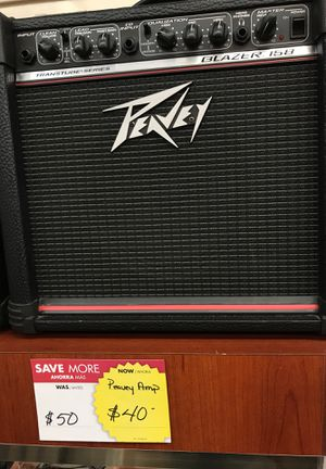 Peavey amp for Sale in Chicago, IL