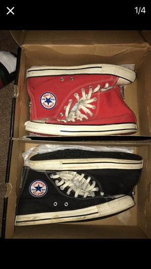 Chuck taylor all star chucks converse for Sale in Severn, MD
