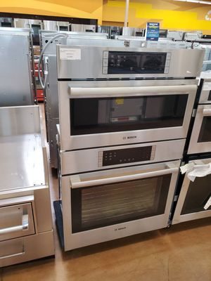 Bosch microwave wall oven for Sale in Los Angeles, CA