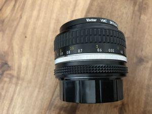 Nikon/kenlock manual lenses for Sale in San Mateo, CA