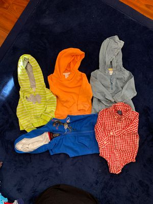 BABY BOY CLOTHES FOR 12 MONTHS for Sale in Alexandria, VA