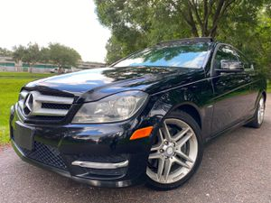 2012 Mercedes-Benz C-Class for Sale in Tampa Bay, FL
