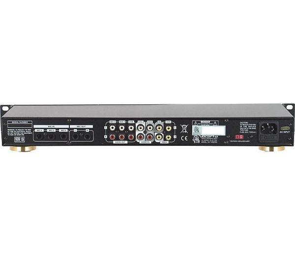 VocoPro DA-1055Pro Digital Echo Mixer/ Parametric EQ