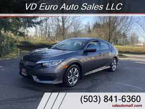 2017 Honda Civic LX for Sale in Portland, OR