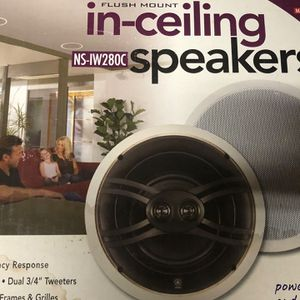 In Ceiling Speakers for Sale in Snohomish, WA