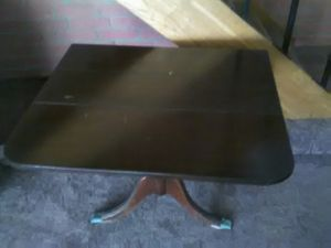 Antique folding sleeve table for Sale in Columbus, OH