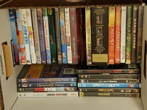 Used DVD Lot of 34 for Sale in Monterey Park, CA