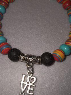 Tie - Dye LOVE Diffuser Bracelet for Sale in Nashua,  NH