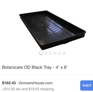 Botanicare grow table 4x8 for Sale in Sanger, CA
